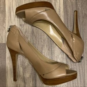 Michael Kors Platforms, high heels like new in box